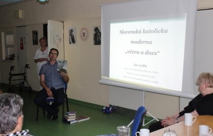 Prednáška Slovenská katolícka moderna