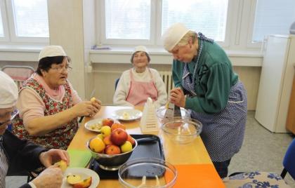 Tvorivá dielnička - jablková výživa