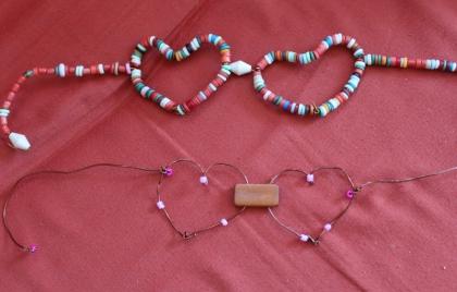 Výroba okuliarov a šperkov z drôtika