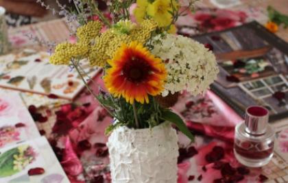 Kvety v živote človeka