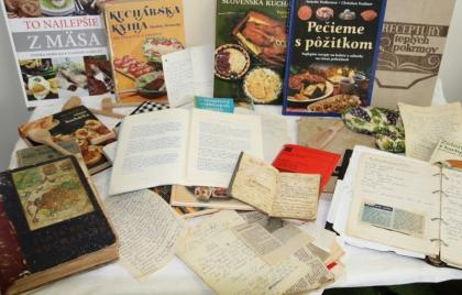 Zbierame staré recepty