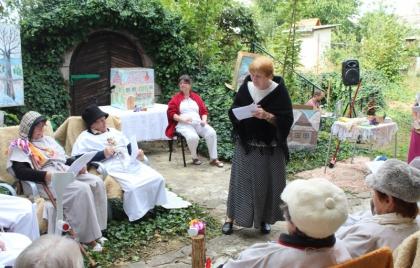Dramatoterapia - nácvik divadla