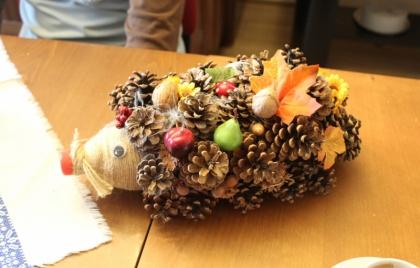 Výroba jesenných dekorácií