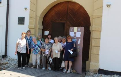 Návšteva štátneho archívu v Šali