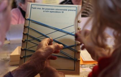 Montessori preseniorov - spolupráca s UKF v NR