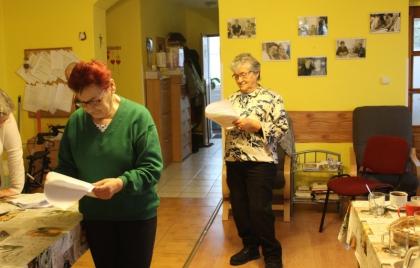Nácvik divadla a bežný deň v ZpS